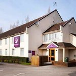 Bild från Premier Inn Preston West