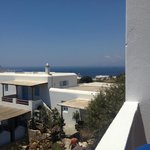 Photo de The Dina's Mykonos Hotel Rooms
