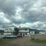 Nice place to stay on your way to Northern Montana. Room was clean & spacious. We slept well and
