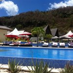 Foto de Buccament Bay Resort