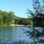 Foto de Lake Lenwood Beach & Campground