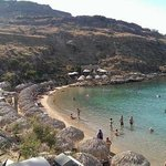 Lindos White Hotel and Suites resmi