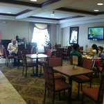 Comfort Inn & Suites Rock Springs resmi