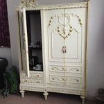 Armoire in suite
