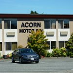 Acorn Inn, well situated