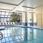 Enjoy a refreshing swim in our heated, indoor pool