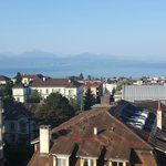 View To Lake Geneva