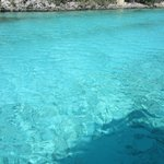 Now that's blue water!
