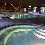 Foto van Bonneville Hot Springs Resort & Spa
