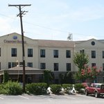 Comfort Suites Historic District resmi