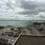 View of Lake Monona from Room 441