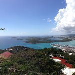 Great views of St Thomas