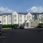 Microtel Inn & Suites by Wyndham York resmi
