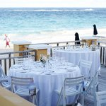 Elbow Beach reception