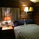 Foto de The Log Cabin Motel
