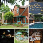 ภาพถ่ายของ Sugar Pine Lodge Bed and Breakfast