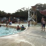 3-Foot Pool and Splash Pad