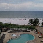 4th floor pool/ beach view ( room 401)