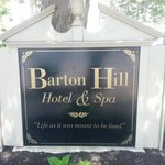 Foto de The Barton Hill Hotel & Spa