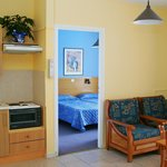 Tidy and spacious rooms