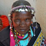 Maasai artists create one-of-a-kind beaded treasures.