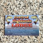Central Highlands Lodge resmi