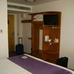 ภาพถ่ายของ Premier Inn London City - Old Street