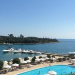 Photo de Island Hotel Istra