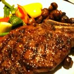 Keg restaurant rib steak
