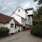 Little Hallingbury Mill resmi