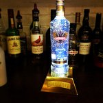 "Smirnoff ''gold collection"" vodka"