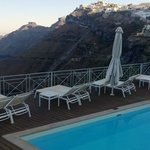 Foto de Athina Cliff Side Suites