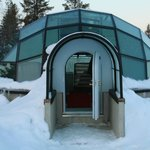 ภาพถ่ายของ Kakslauttanen Hotel & Igloo Village