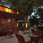 Foto van Mexican Hat Lodge and Swingin Steak
