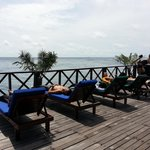 ภาพถ่ายของ Borneo Divers Mabul Island Resort