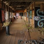Foto van Jungle Blues Dream Art Gallery & Homestay