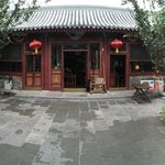 Foto van Fly by Knight Courtyard Beijing