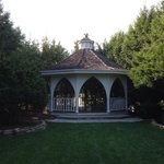 Gazebo. Great spot for a wedding