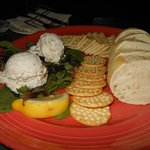 Delicious smoked whitefish dip @ Beacon Lounge