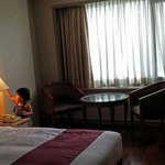 Paradise Hotel Incheon resmi