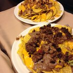 Texas Nachos- bean overload, canned cheese & old tasting meats. Can be yours yours for $10ea (ro