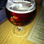 Hibiscus Pale Ale in