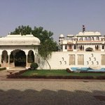 Talabgaon Castle Heritage Resort Foto
