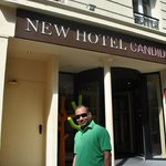 Foto New Hotel Candide