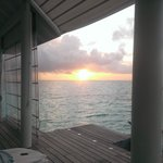 Foto van Diamonds Athuruga Beach & Water Villas