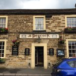 The Peacock Bakewell resmi