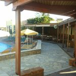 Foto de Kaissa Beach Bungalows & Apartments