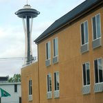 Hampton Inn & Suites Seattle Downtown resmi