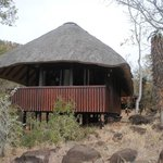 Foto van Mvubu River Lodge