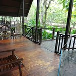 Foto de Bilit Rainforest Lodge